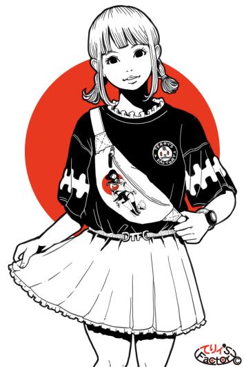 日本国娘2033(2019.07.19)