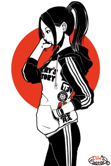 日本国娘2034(2019.07.20)