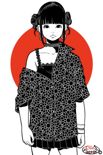 日本国娘2040(2019.07.26)
