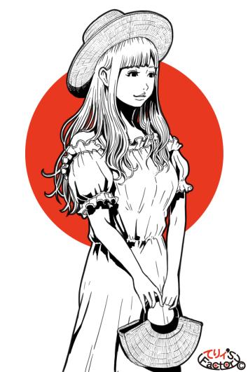 日本国娘2052(2019.08.07)