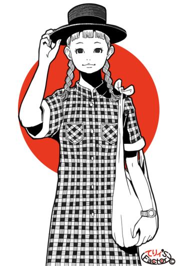 日本国娘2056(2019.08.11)