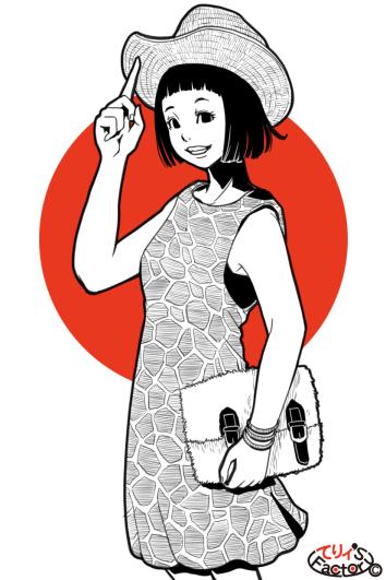 日本国娘2068(2019.08.23)