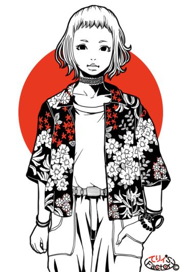 日本国娘2085(2019.09.09)