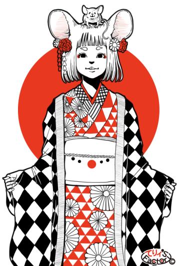 日本国娘2199(2020.01.01)