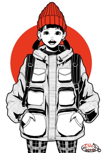 日本国娘2210(2020.01.12)