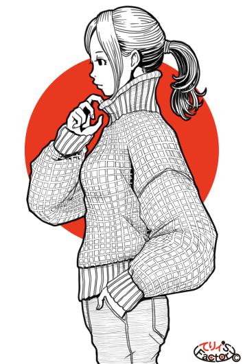 日本国娘 2223(2020.01.25)