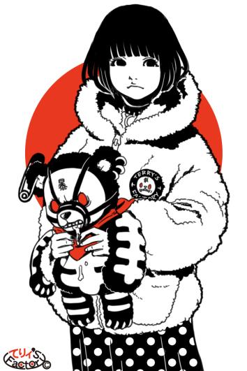 日本国娘2228(2020.01.30)