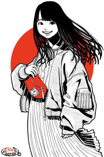 日本国娘2279(2020.03.21)