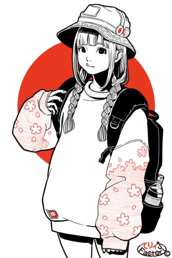 日本国娘2283(2020.03.25)