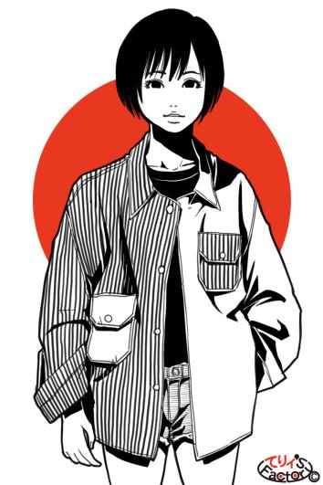日本国娘2307(2020.04.18)