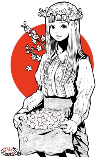 日本国娘2351(2020.06.01)