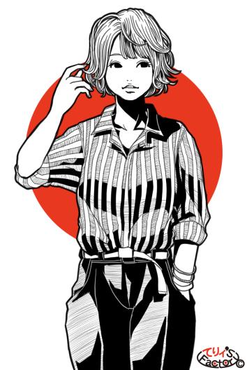 日本国娘2364(2020.06.14)
