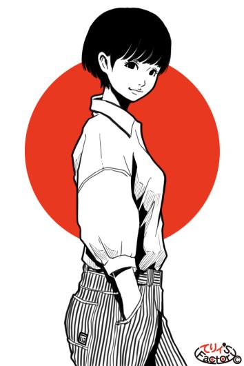日本国娘2398(2020.07.18)