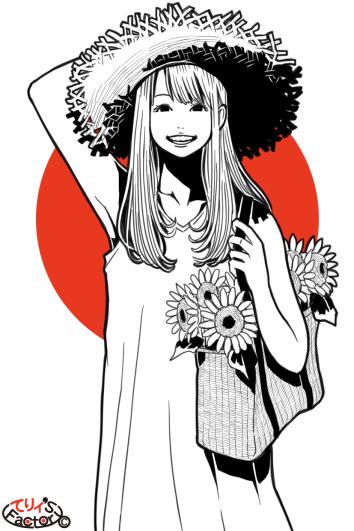 日本国娘2412(2020.08.01)