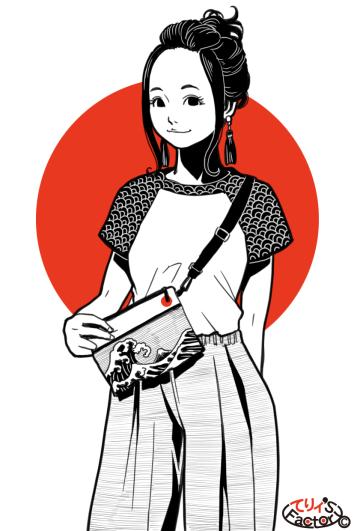 日本国娘2424(2020.08.13)