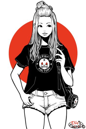 日本国娘2448(2020.09.06)