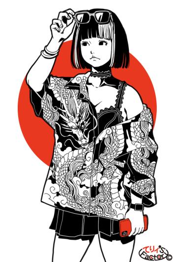 日本国娘2450(2020.09.08)