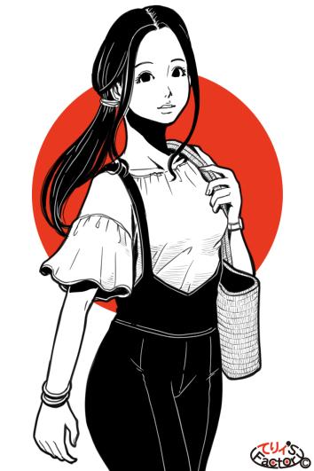日本国娘2457(2020.09.15)