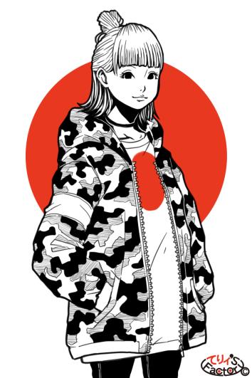 日本国娘2471(2020.09.29)