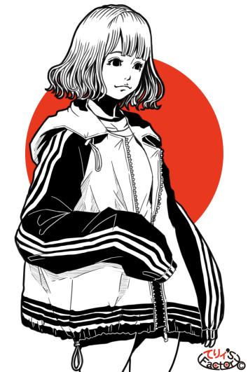 日本国娘2483(2020.10.11)