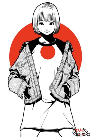 日本国娘2484(2020.10.12)