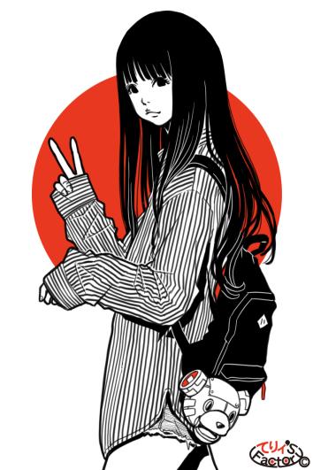 日本国娘2485(2020.10.13)