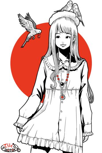日本国娘2494(2020.10.22)