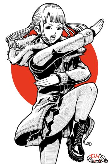 日本国娘2538(2020.12.05)