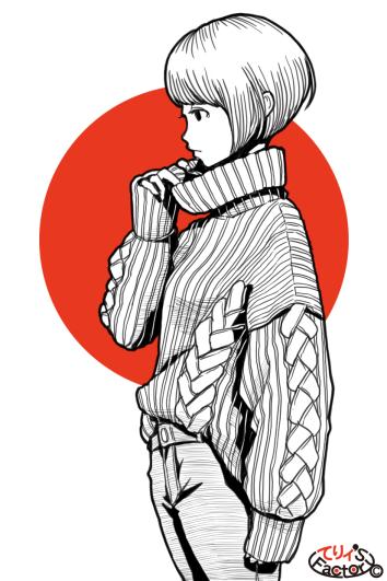 日本国娘2542(2020.12.09)