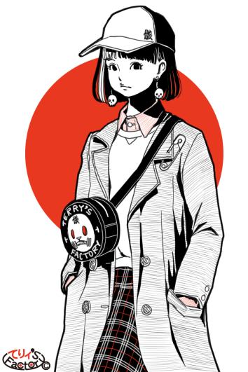 日本国娘2543(2020.12.10)