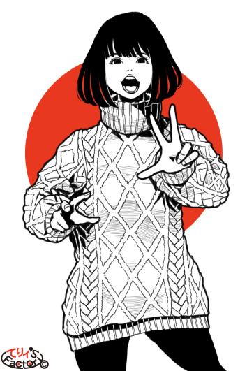 日本国娘2545(2020.12.12)