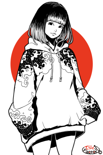 日本国娘2595(2021.01.31)
