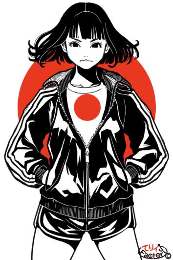 日本国娘2715(2021.05.31)