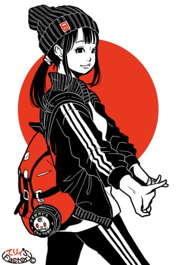 日本国娘2749(2021.07.04)