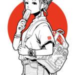 日本国娘2788