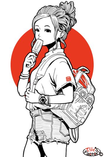日本国娘2788(2021.08.12)