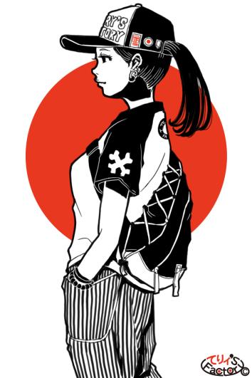 日本国娘2806(2021.08.30)