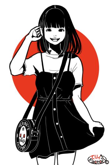 日本国娘2821(2021.09.14)
