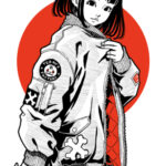 日本国娘2863