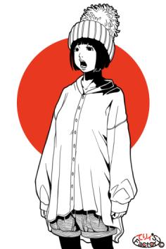 日本国娘1083(2016.12.11)