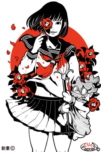 日本国娘2025(2019.07.11)