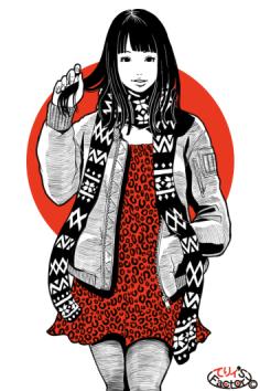 日本国娘1087(2016.12.15)