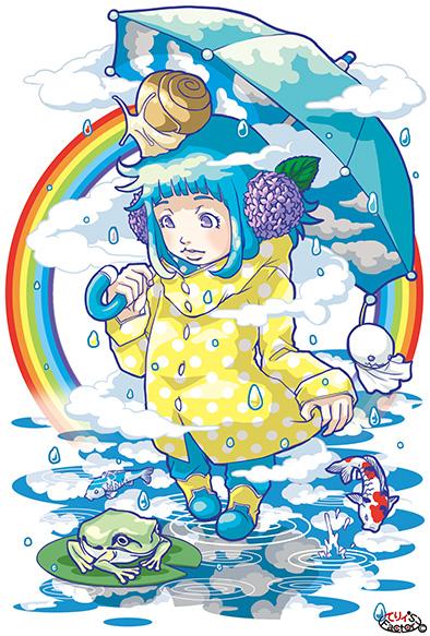 梅雨ちゃん3