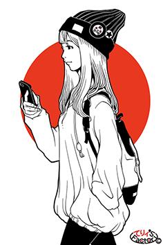 日本国娘1002(2016.09.21)