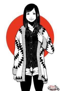 日本国娘1086(2016.12.14)