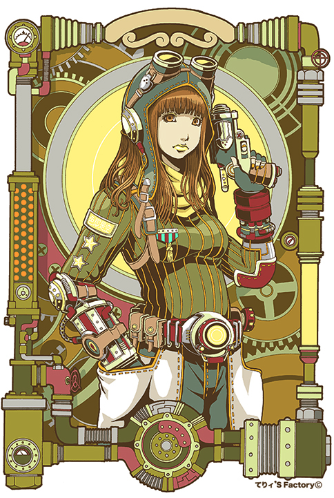 STEAM PUNKS #2